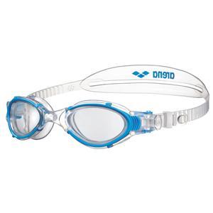 عینک شنا زنانه آرنا سری Training مدل Nimesis Crystal آبی سایز 4