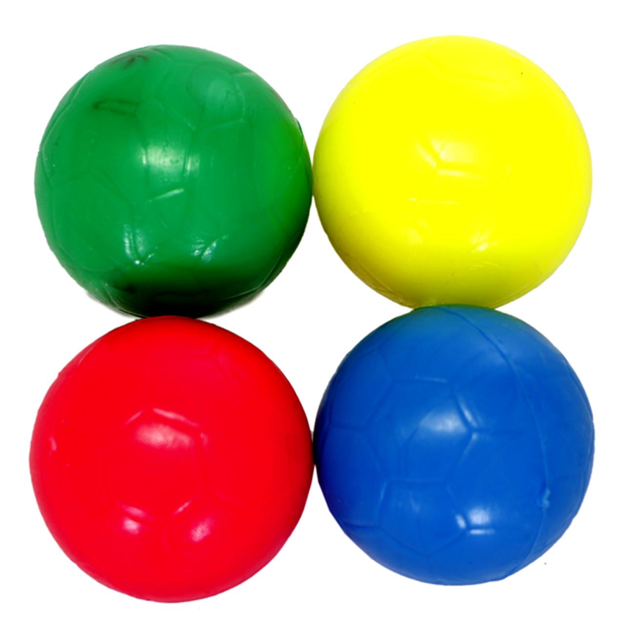 توپ فوتبال دستی بسته 4 عددی سایز 4 thumb