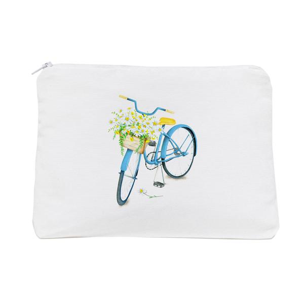 جامدادی طرح دوچرخه آبی کد Z027