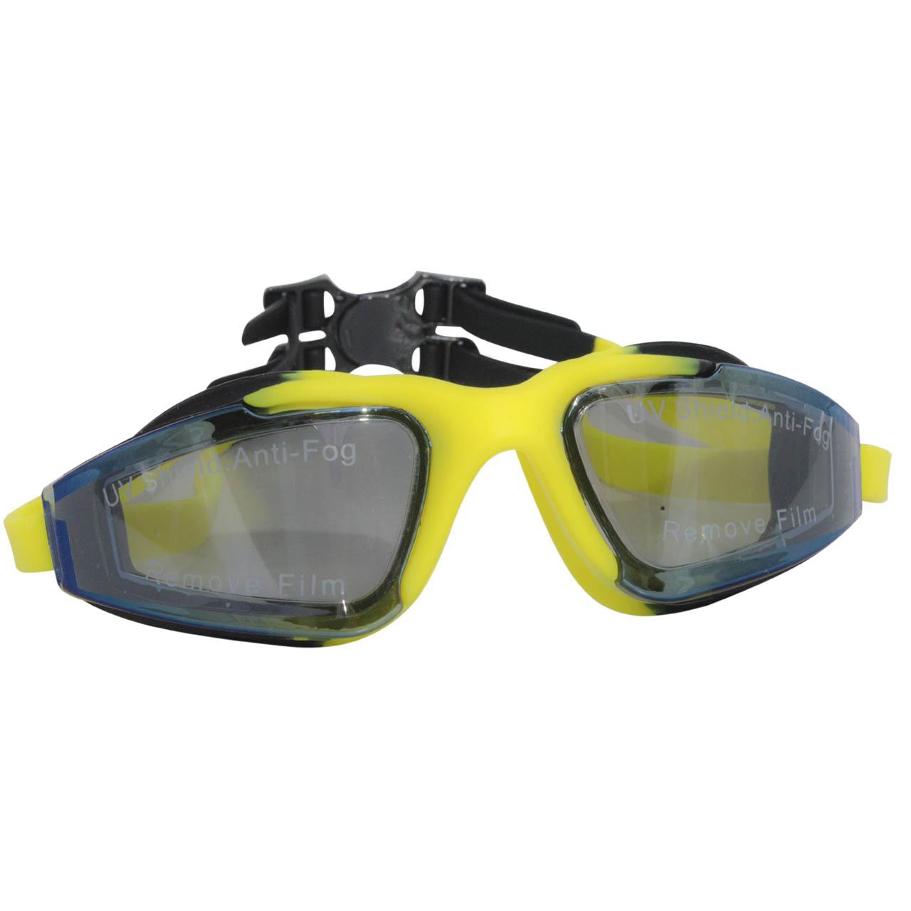 عینک شنا  مدل NJ1377 سایز 8