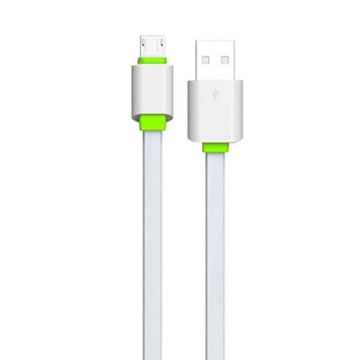 کابل تبدیل USB به microUSB الدینیو مدل XS-073 طول 0.3 متر