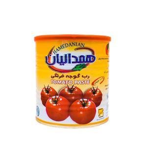 کنسرو رب گوجه فرنگی همدانیان مقدار 800 گرم