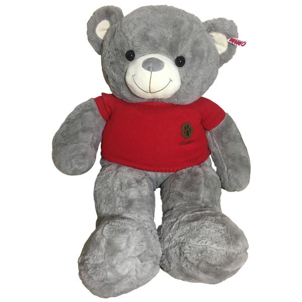 عروسک نینو طرح خرس مدل 3LEBBA ارتفاع 90 سانتی متر