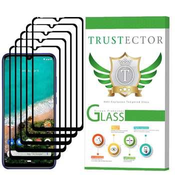 محافظ صفحه نمایش تراستکتور مدل GSS مناسب برای گوشی موبایل شیائومی Mi A3 بسته 5 عددی