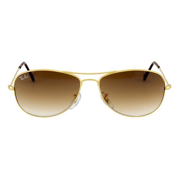 عینک آفتابی مردانه ری بن مدل 3362-001/51-56