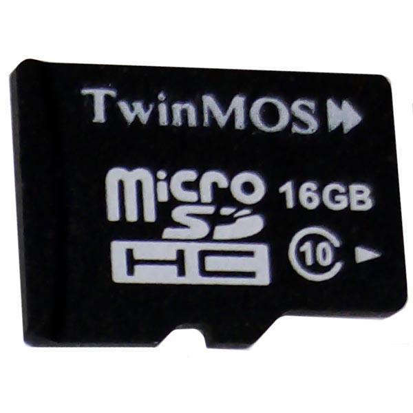 کارت حافظه  microSDHC تواینموس مدل 1080 کلاس 10 استاندارد UHS-I U1 سرعت 40MBps ظرفیت 16 گیگابایت