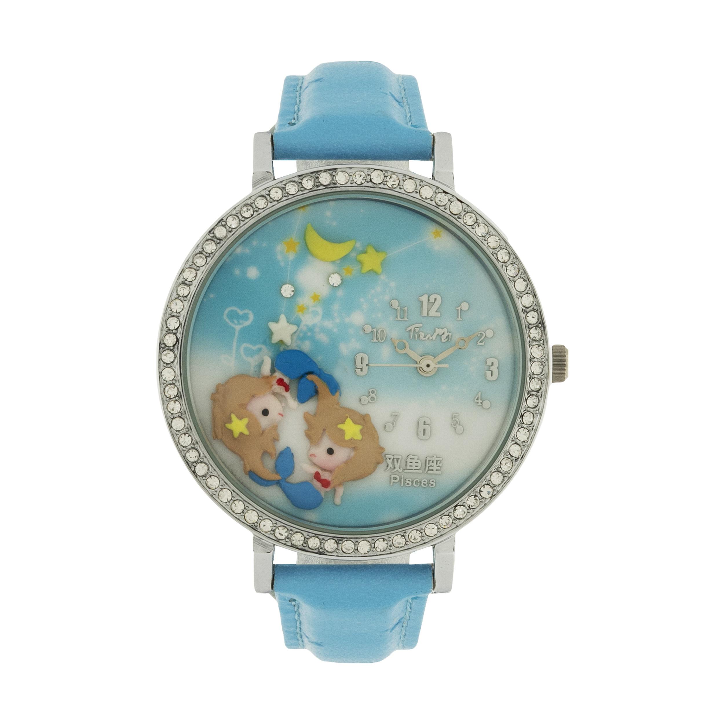 ساعت مچی عقربه ای دخترانه مدل TM-001-3