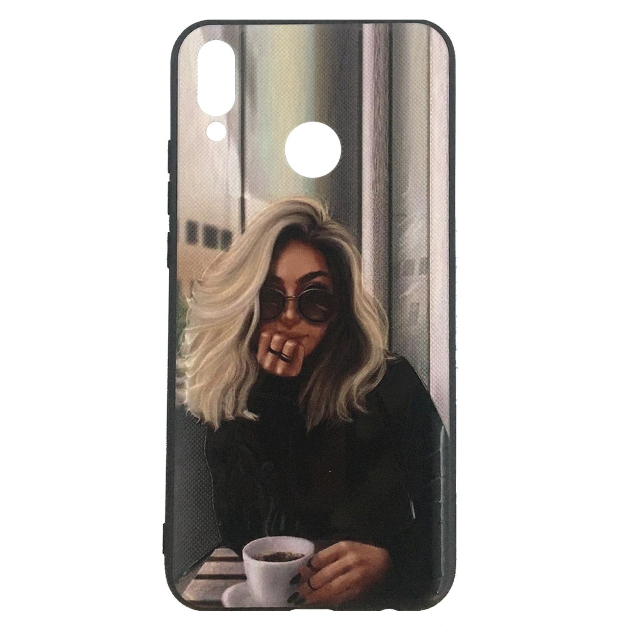 کاور مدل H0012 مناسب برای گوشی موبایل هوآوی Y9 2019
