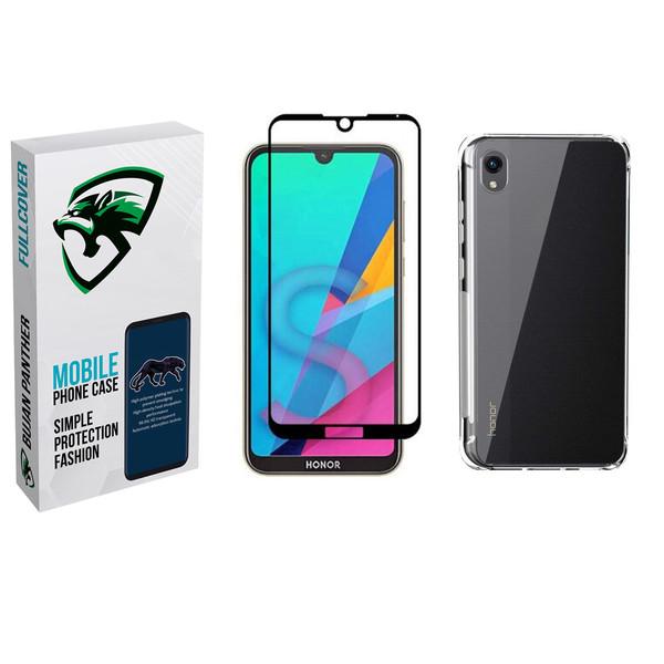 کاور مدل bjnp مناسب برای گوشی موبایل هوآوی y5 2019 به همراه محافظ صفحه نمایش