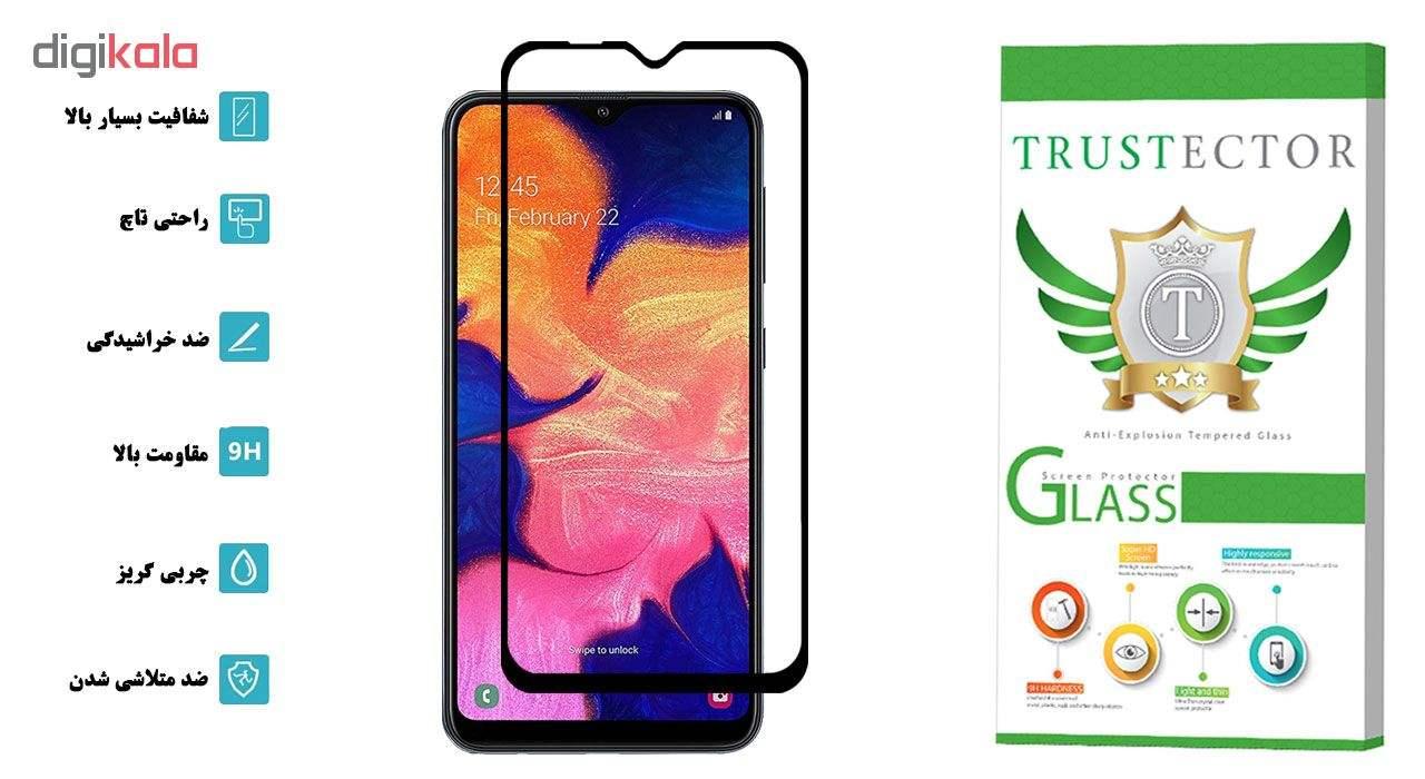 محافظ صفحه نمایش تراستکتور مدل GSS مناسب برای گوشی موبایل سامسونگ Galaxy A10 main 1 2
