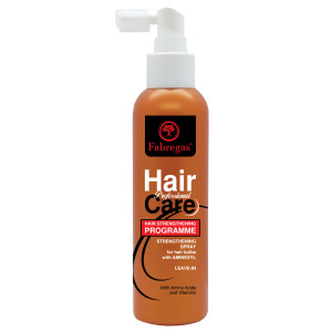 محلول تقویت کننده مو فابریگاس مدل HairCare حجم 150 میلی لیتر