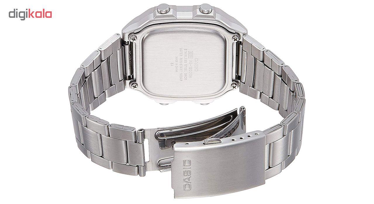 ساعت مچی دیجیتال مردانه کاسیو مدل AE-1200WHD             قیمت