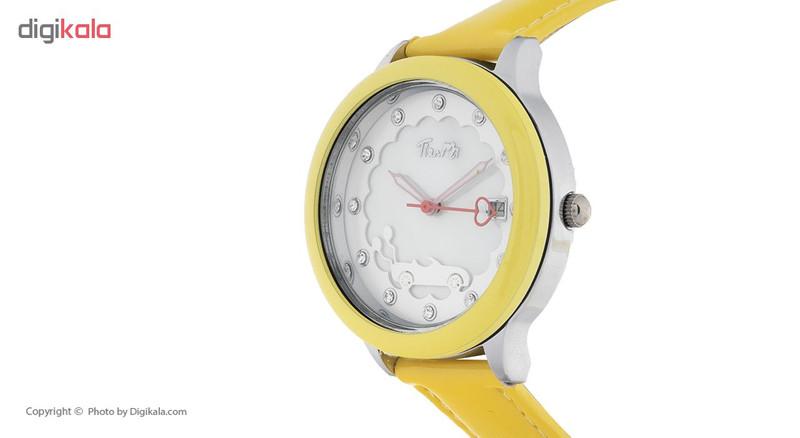 ساعت مچی عقربه ای دخترانه مدل TM-136-2