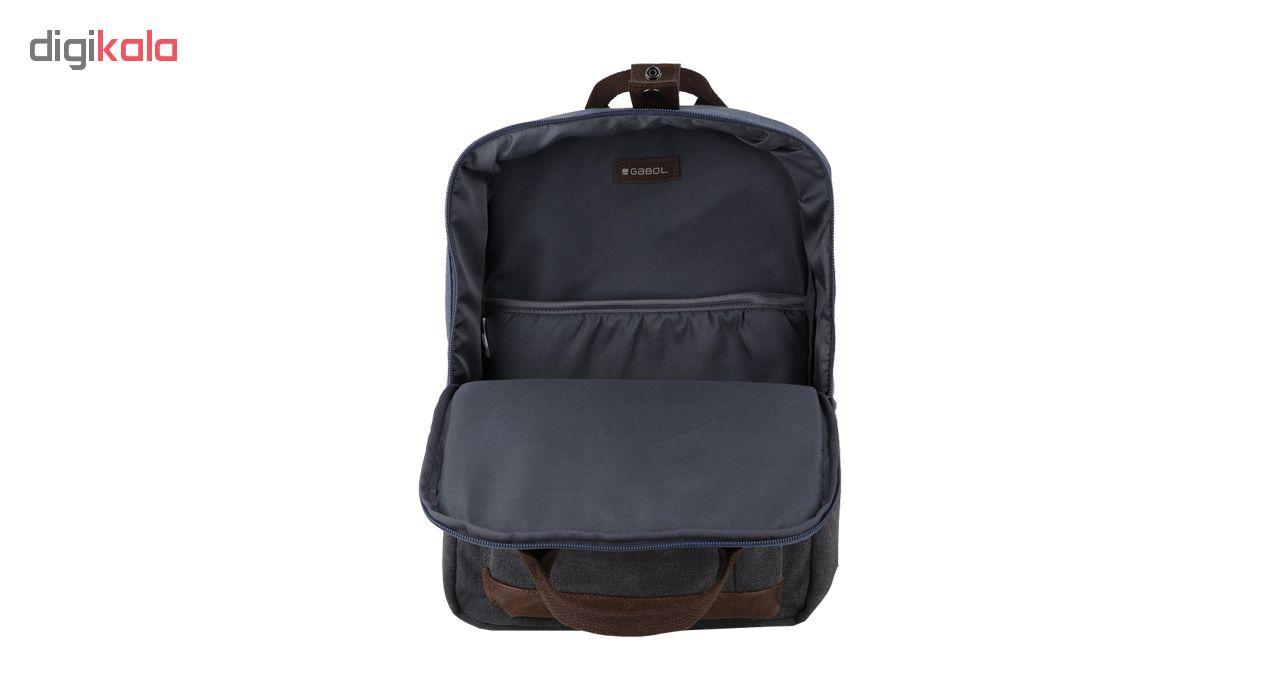 کوله پشتی لپ تاپ گابل مدل Detroit 535341 مناسب برای لپ تاپ 12 اینچی