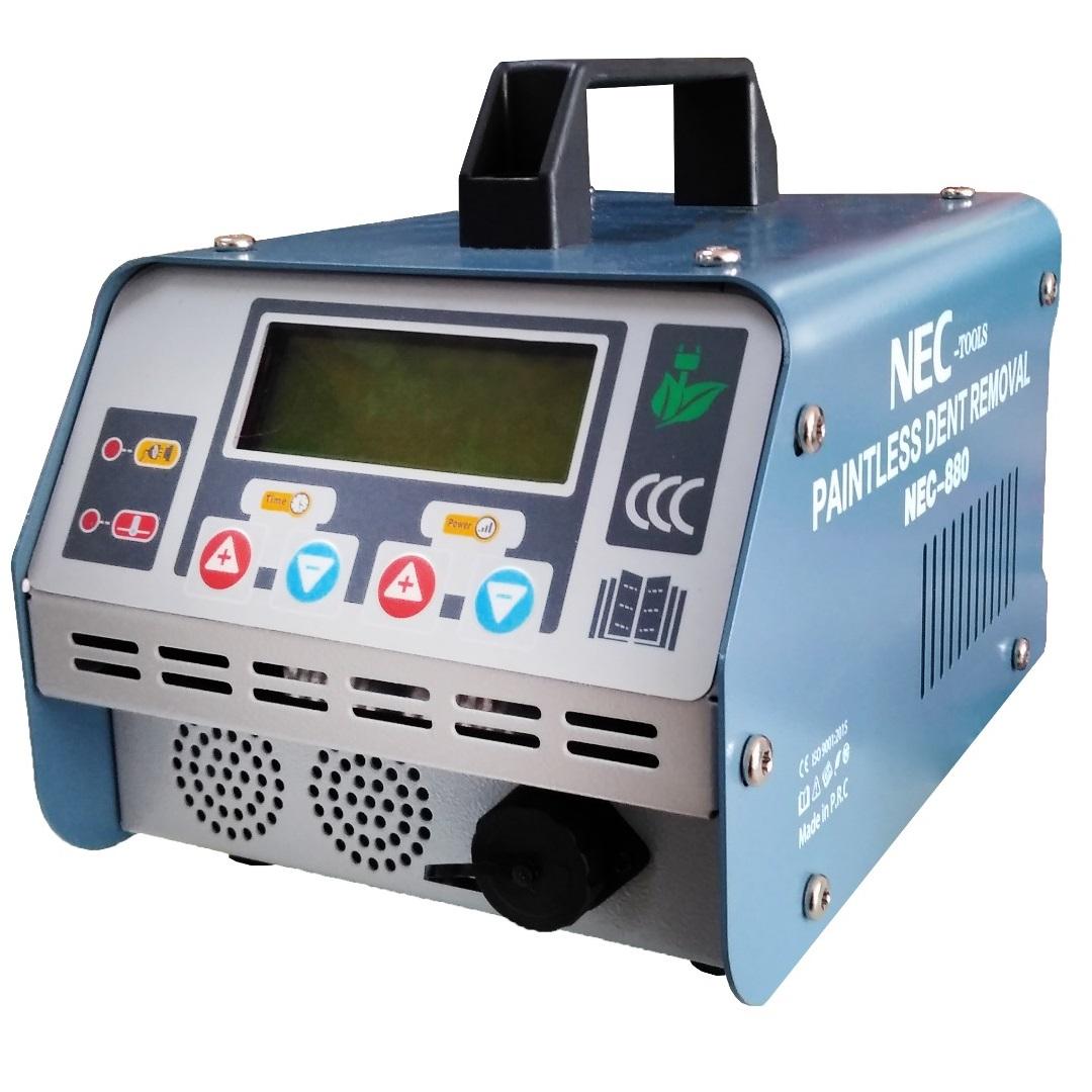 دستگاه صافکاری مغناطیسی ان ای سی  مدل 880