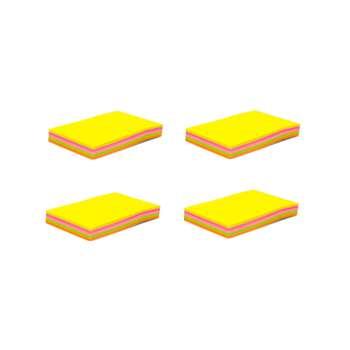 کاغذ یادداشت چسب دار فنس کد FA9201  چهار بسته 30 برگی