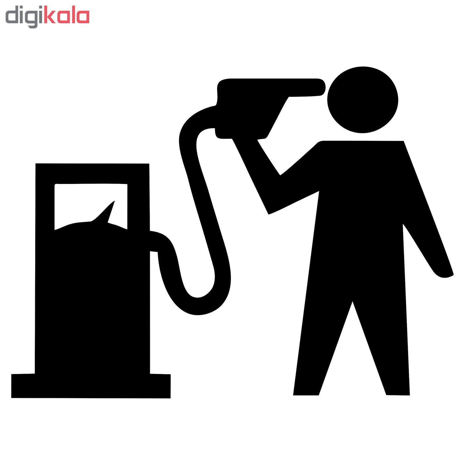 برچسب بدنه خودرو طرح باک بنزین کد 32 main 1 2