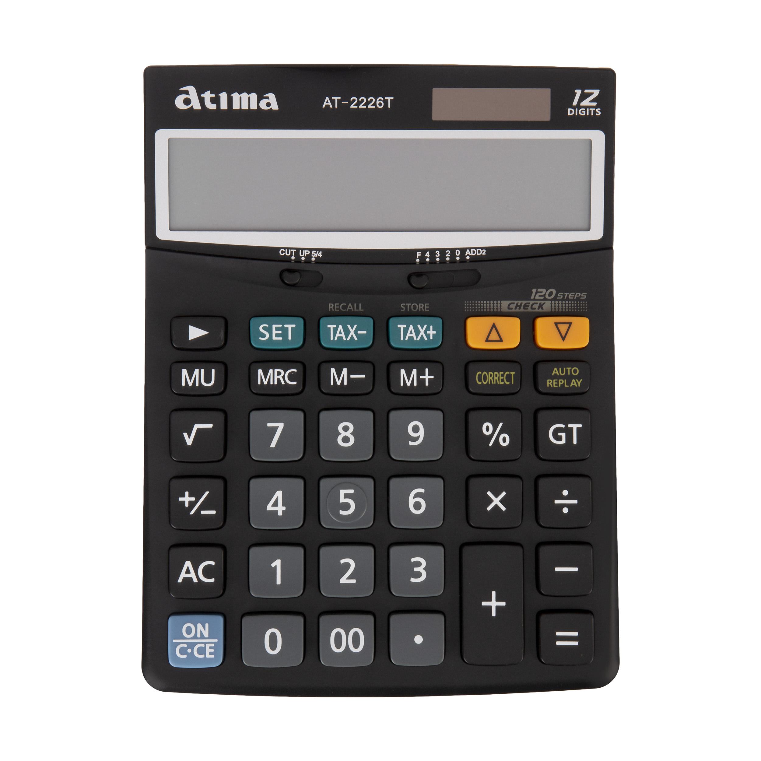 ماشین حساب آتیما مدل AT-2226T
