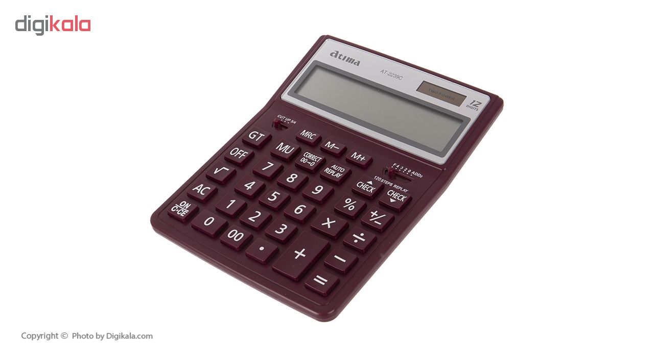 ماشین حساب آتیما مدل AT-2239C