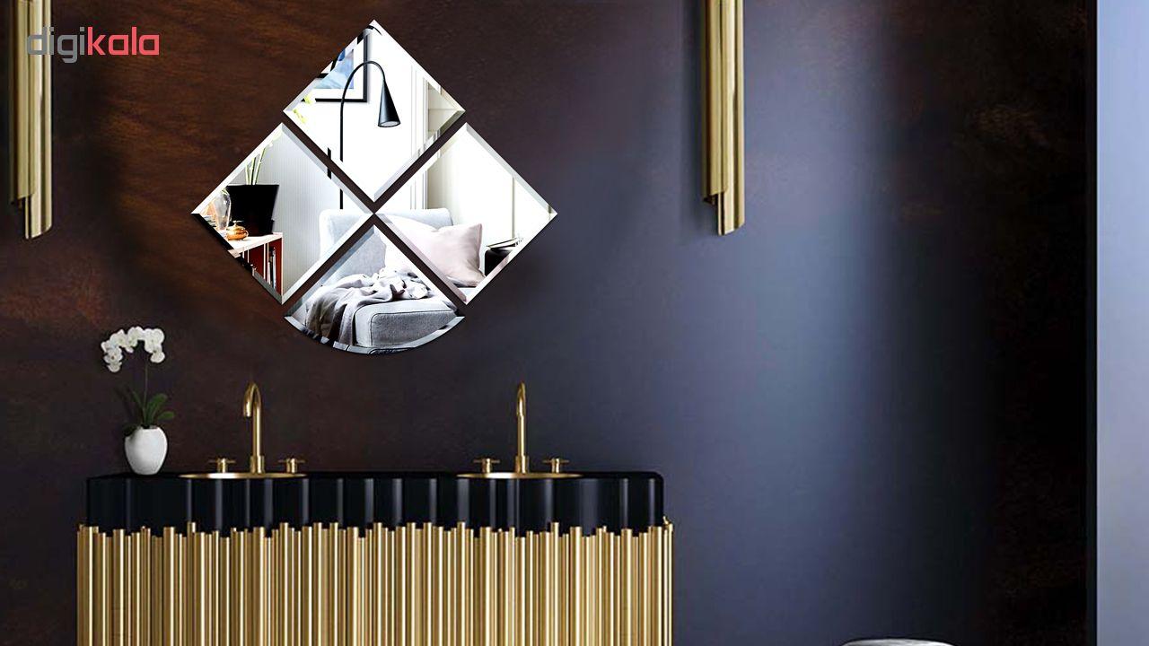 آینه کارا دیزاین مدل  15