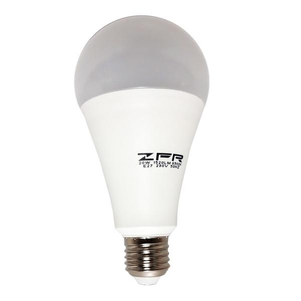 لامپ ال ای دی 20 وات زدافآر مدل Z01 پایه E27