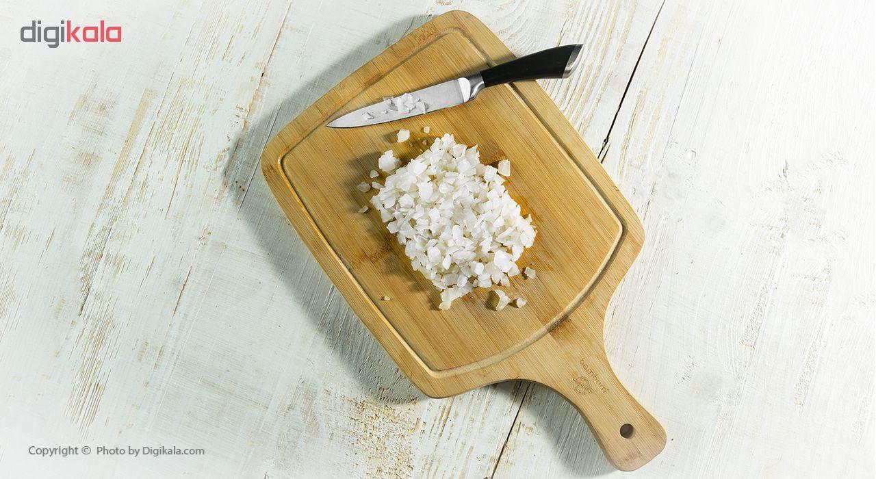 پیاز خرد شده منجمد نوبر سبز مقدار 400 گرم main 1 1