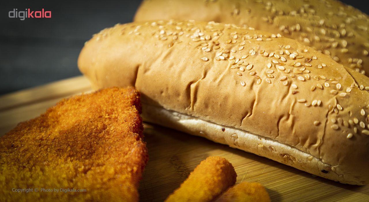 نان هات داگ نان آوران مقدار 200 گرم main 1 5