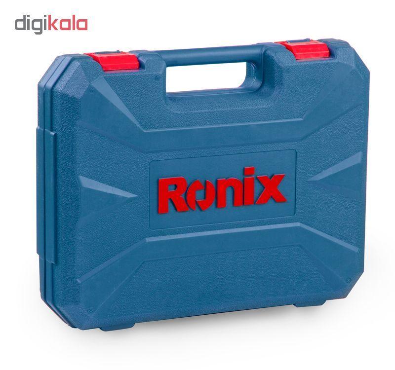 دریل پیچ گوشتی شارژی رونیکس مدل 8812 main 1 7