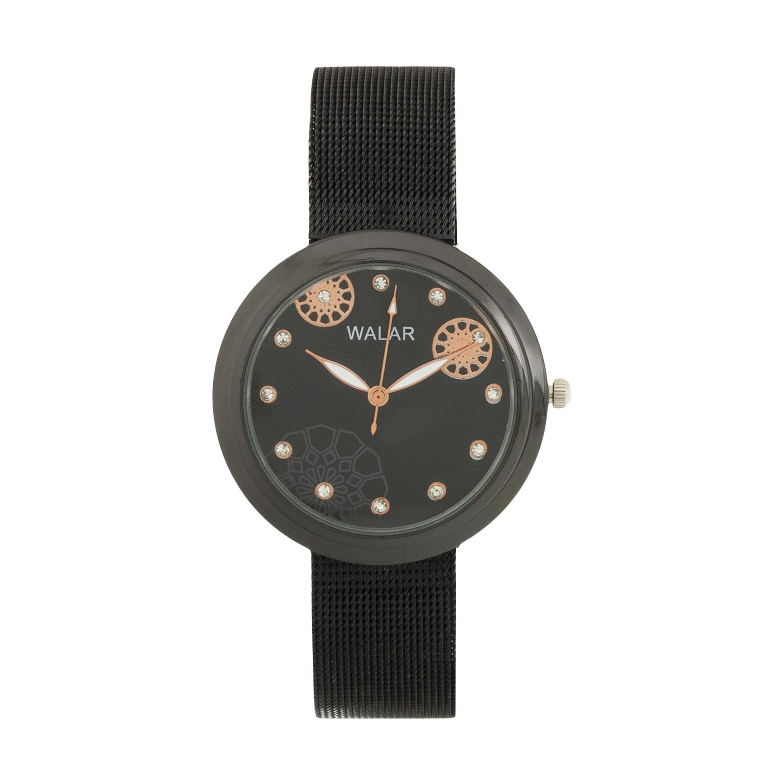 ساعت مچی عقربه ای زنانه والار مدل w2486fd
