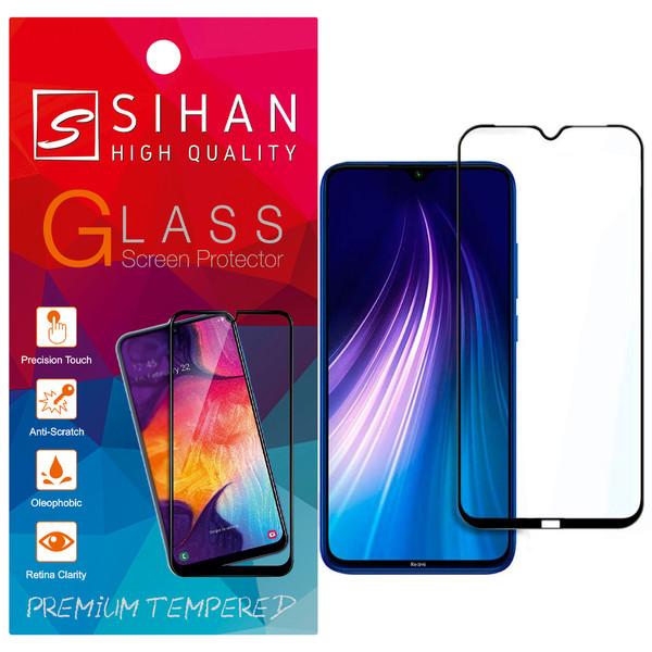 محافظ صفحه نمایش سیحان مدل FG مناسب برای گوشی موبایل شیائومی Redmi 8