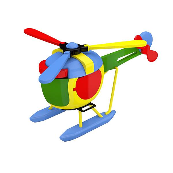 ساختنی آی توی مدل دوبی کد DoBe Helicopter
