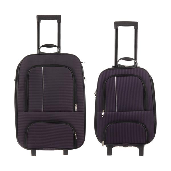 چمدان مدل T51 مجموعه 2 عددی