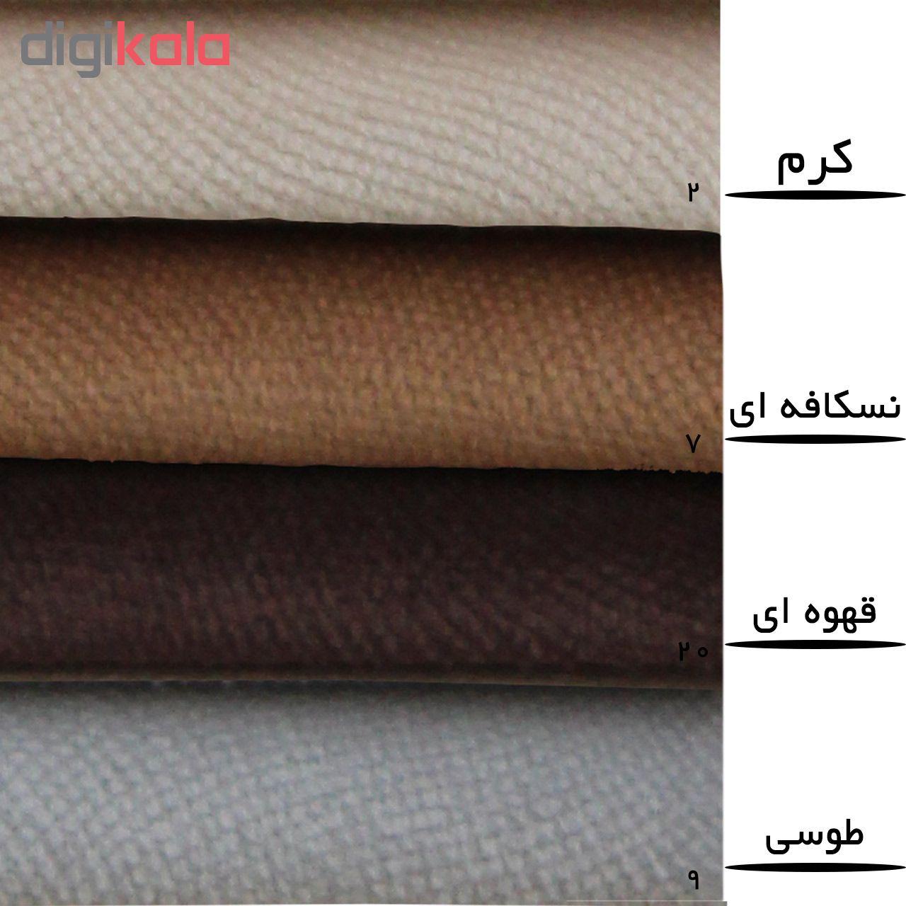 قیمت                      مبل تخت شو یک نفره چشمه نور مدل MA-502.100