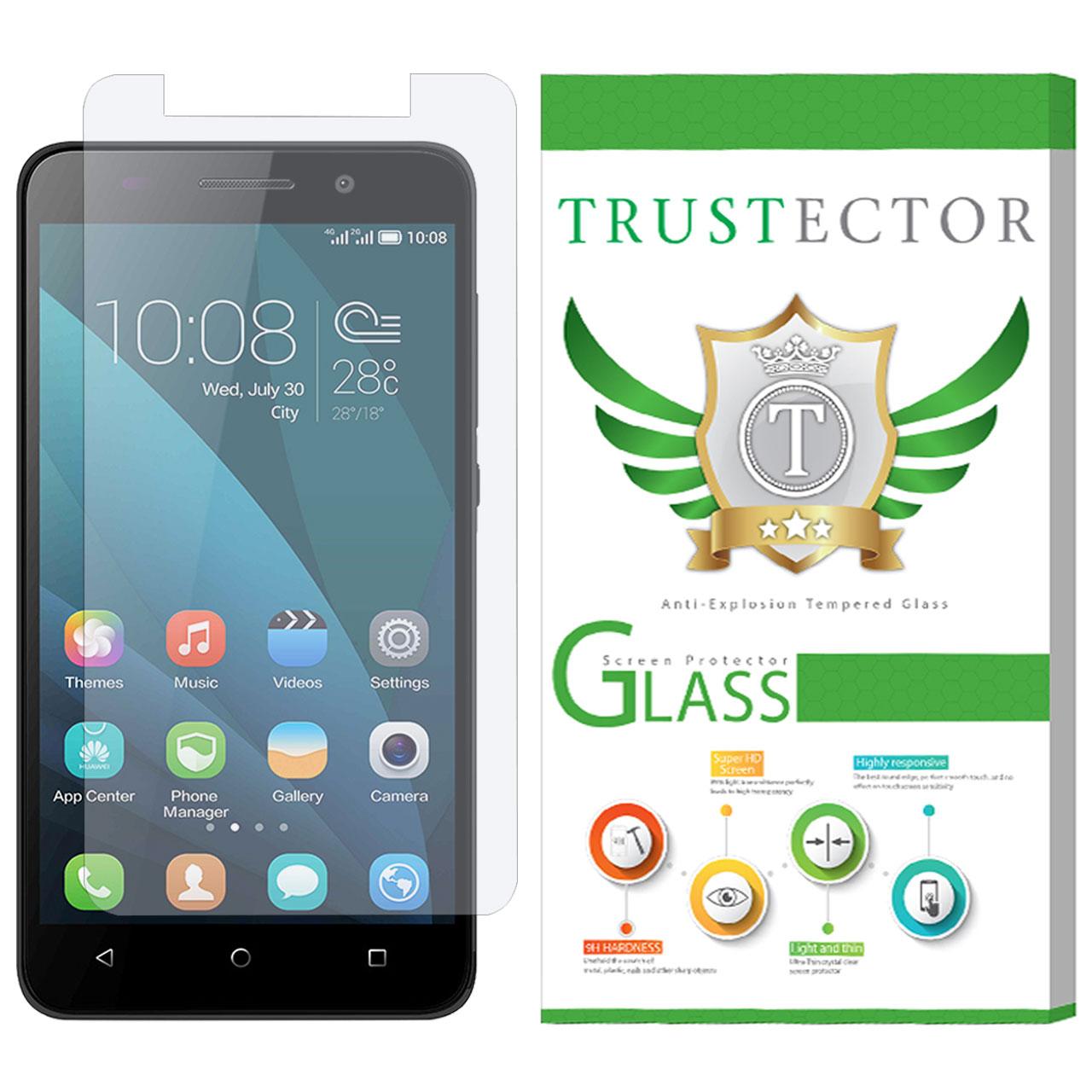 محافظ صفحه نمایش تراستکتور مدل GLS مناسب برای گوشی موبایل آنر 4X              ( قیمت و خرید)