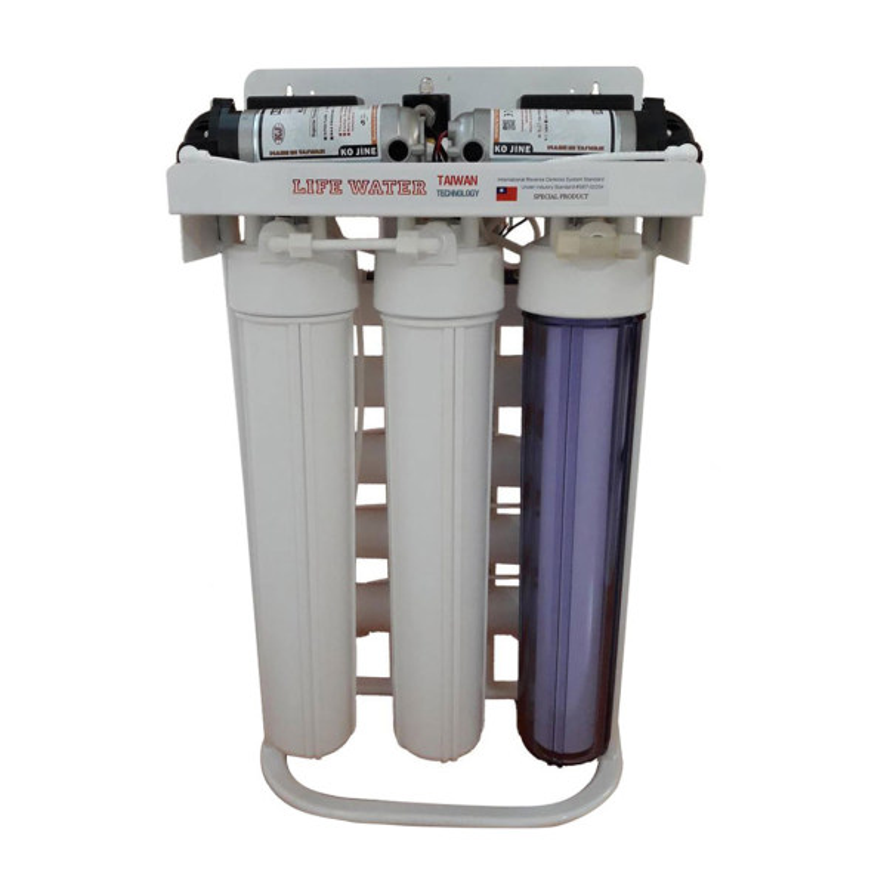 دستگاه تصفیه کننده آب لایف واتر مدل L400