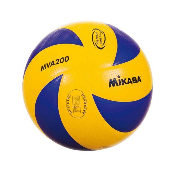 توپ والیبال مدل MVA 200 سایز 5 غیر اصل