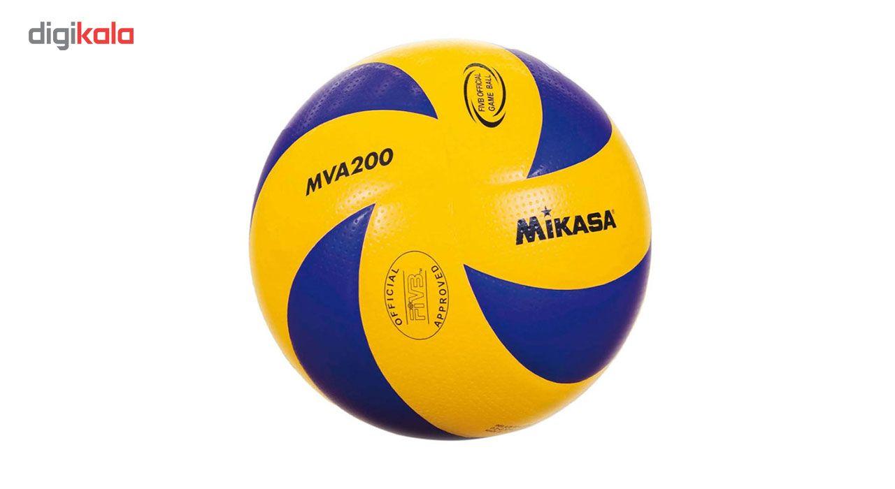 توپ والیبال مدل MVA 200 سایز 5 main 1 1