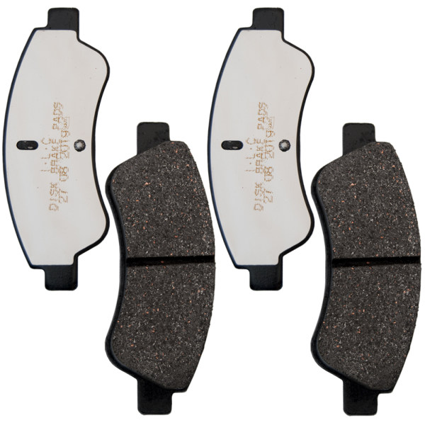 لنت ترمز جلو آی ال سی مدل 6300921835 مناسب برای پژو 206 تیپ 5