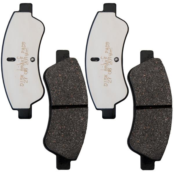 لنت ترمز جلو آی ال سی مدل 6300921835 مناسب برای پژو 206 تیپ 6