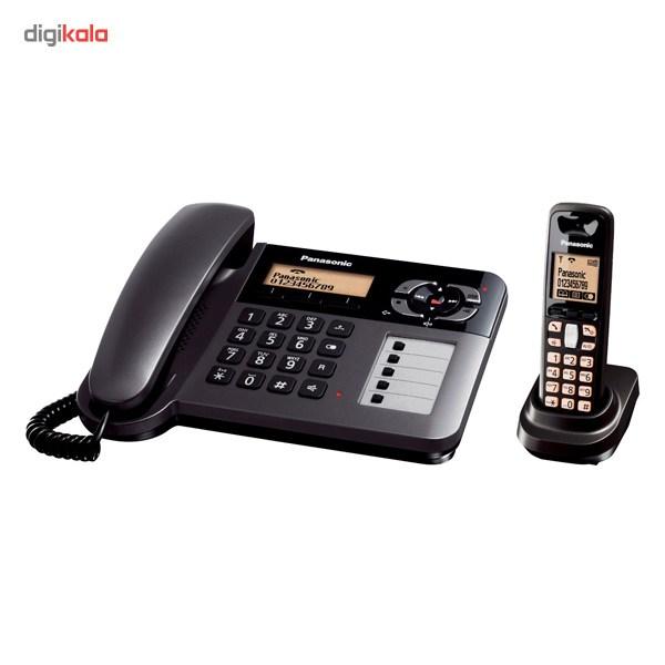 قیمت                      تلفن بی سیم پاناسونیک مدل KX-TG6461