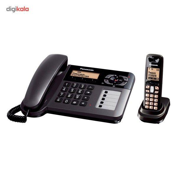 تلفن بی سیم پاناسونیک مدل KX-TG6461 main 1 2