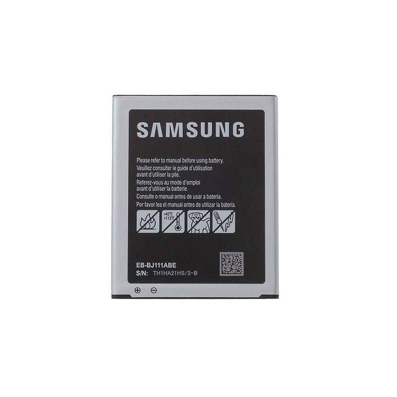 باتری موبایل مدل EB-BJ111ABE ظرفیت 1900 میلی آمپر ساعت مناسب برای گوشی موبایل سامسونگ Galaxy J1 Ace              ( قیمت و خرید)