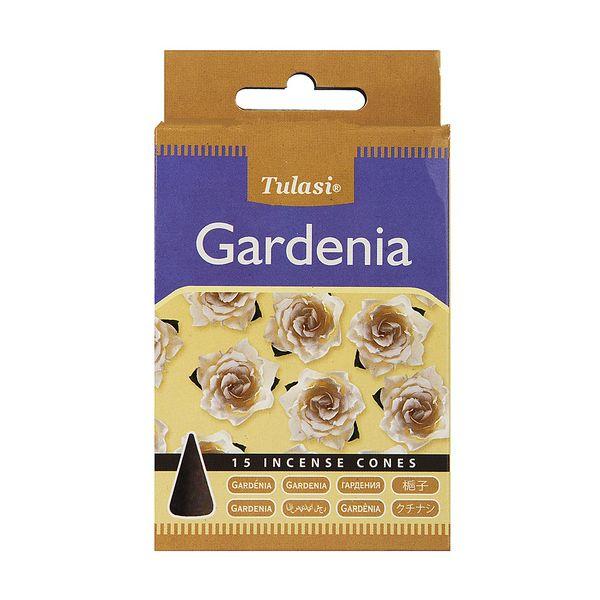 عود مخروطی تولاسی مدل Gardenia