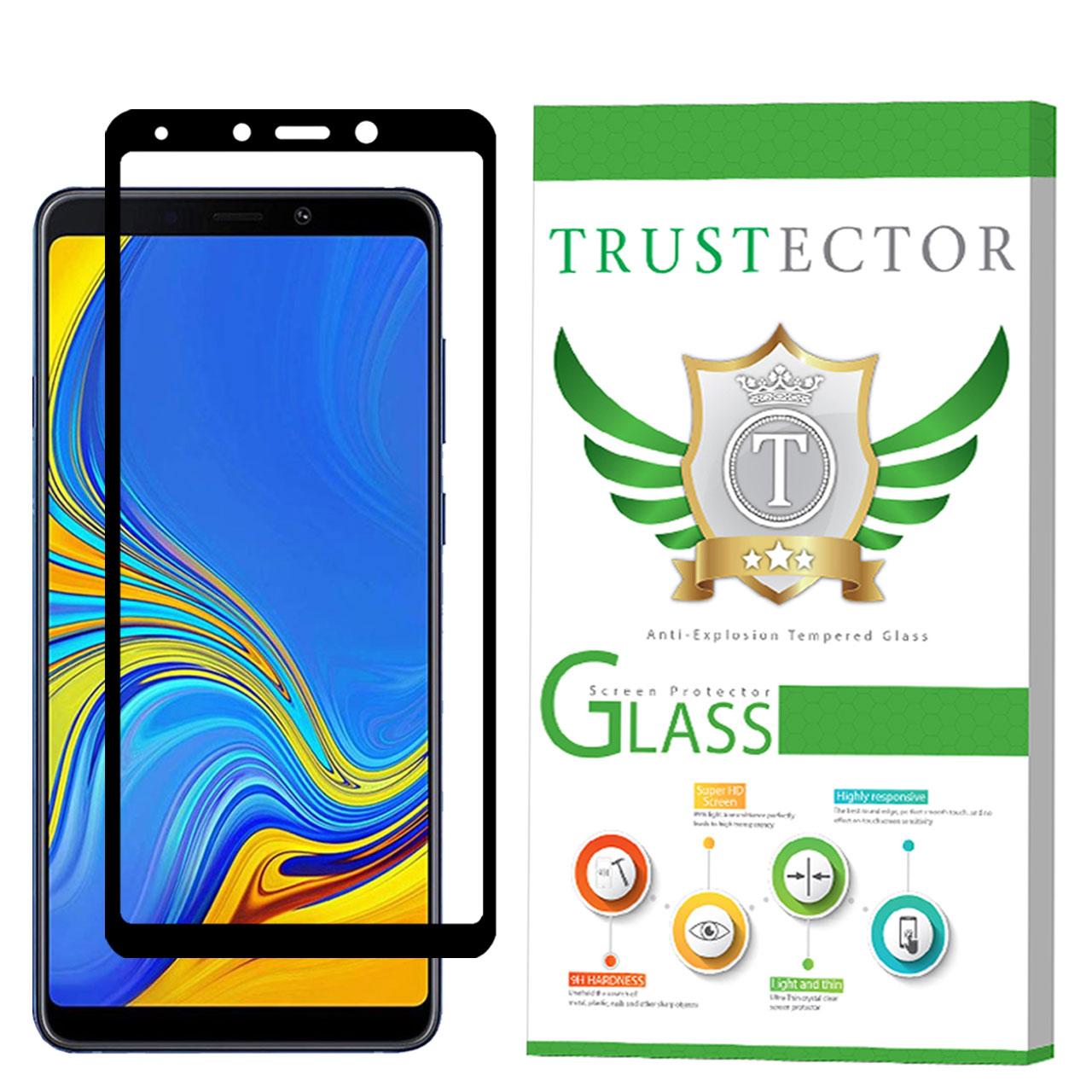 محافظ صفحه نمایش تراستکتور مدل GSS مناسب برای گوشی موبایل سامسونگ Galaxy A9 2018