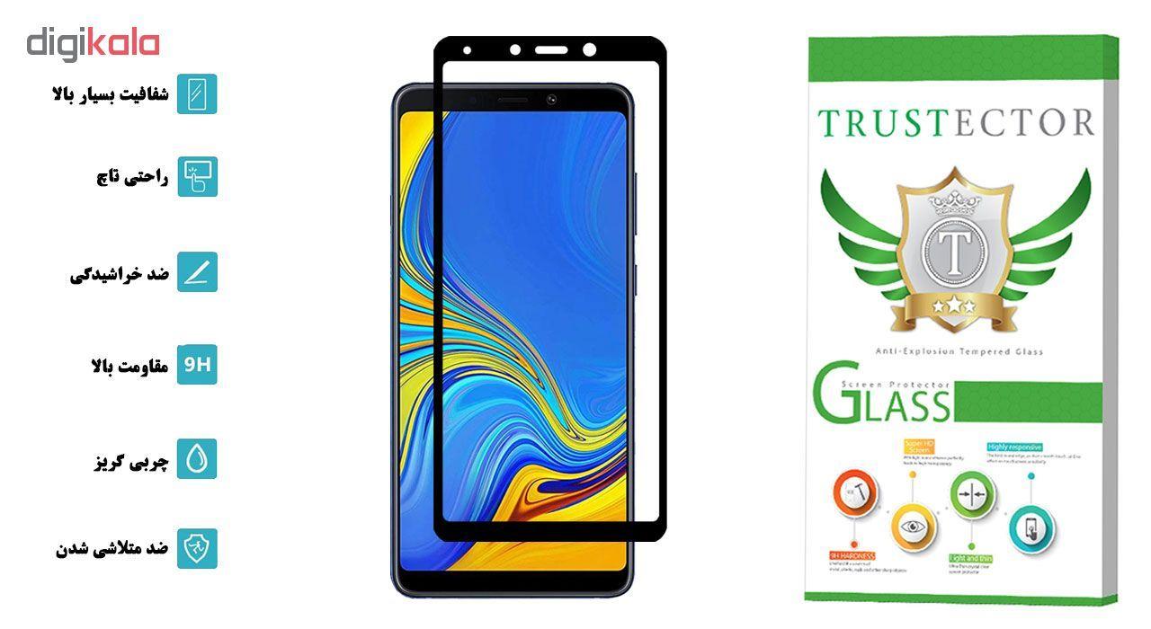 محافظ صفحه نمایش تراستکتور مدل GSS مناسب برای گوشی موبایل سامسونگ Galaxy A9 2018 main 1 2