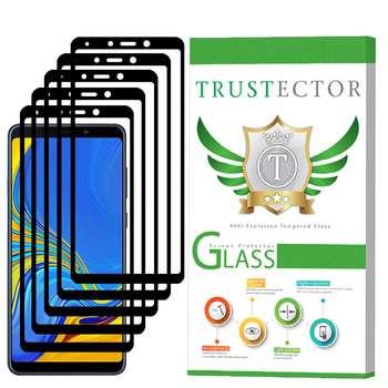 محافظ صفحه نمایش تراستکتور مدل GSS مناسب برای گوشی موبایل سامسونگ Galaxy A9 2018 بسته 5 عددی