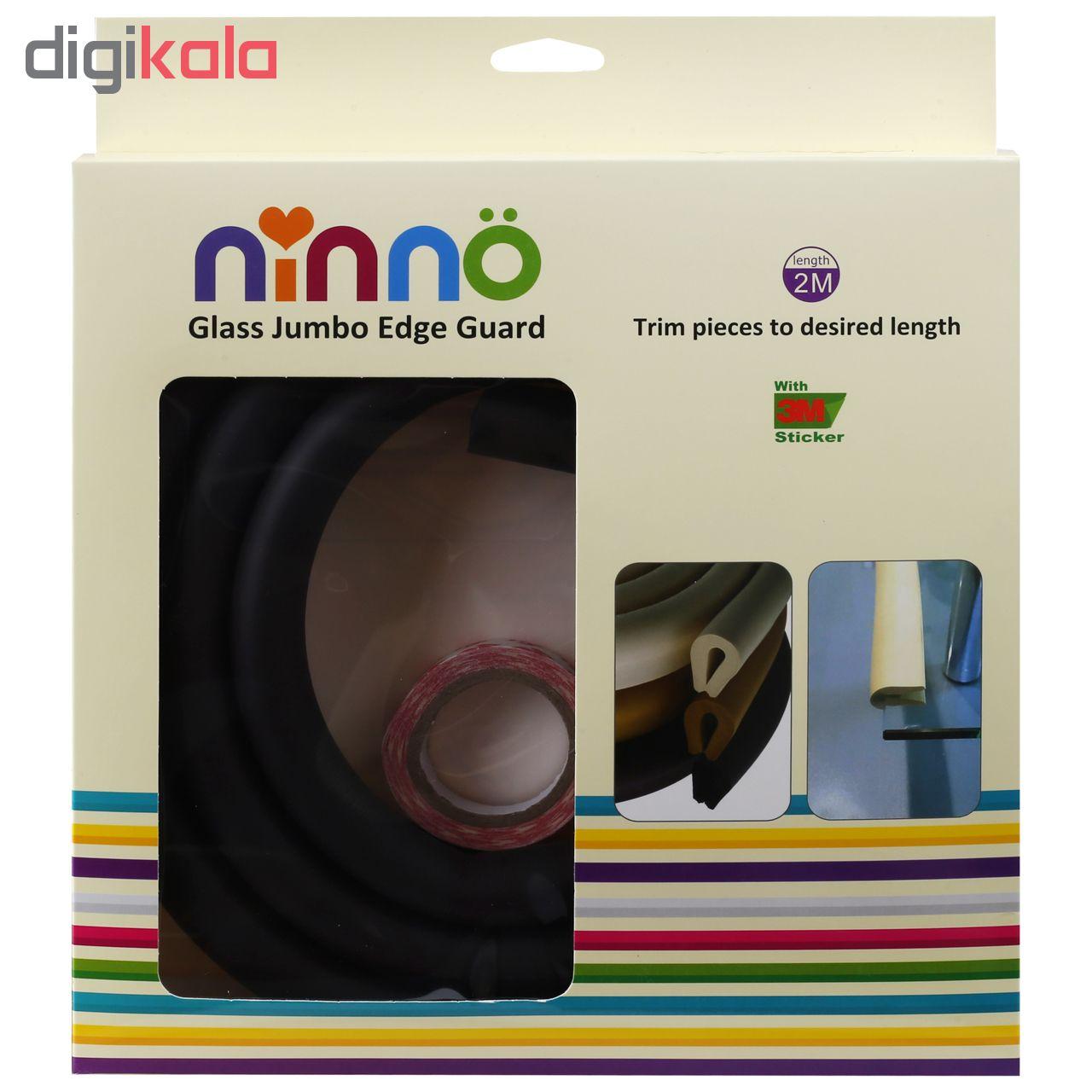 محافظ لبه شیشه نینو مدل 01 Jambo