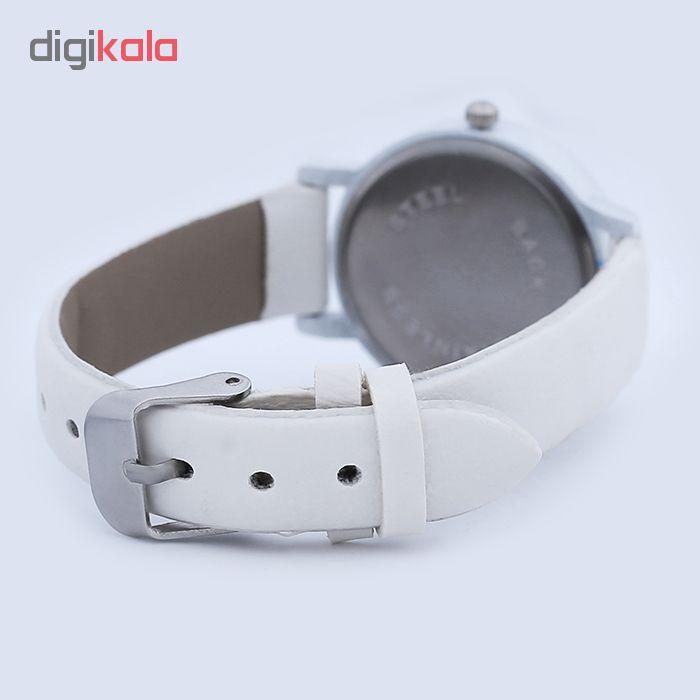 ساعت مچی عقربه ای زنانه سوک مدل  K 555 - S