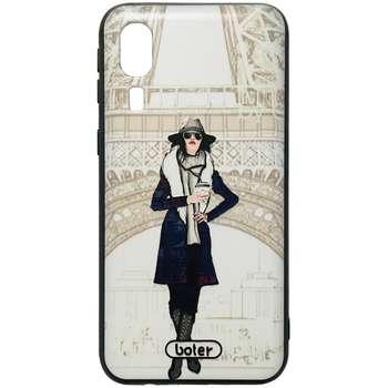 کاور طرح Lady کد 0205 مناسب برای گوشی موبایل سامسونگ Galaxy A2 Core