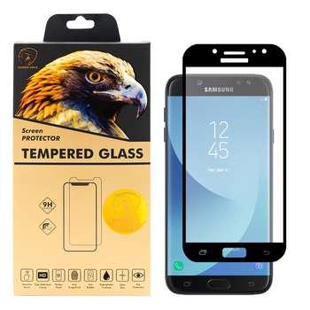 محافظ صفحه نمایش گلدن ایگل مدل DFC-X1 مناسب برای گوشی موبایل سامسونگ Galaxy J7 Pro
